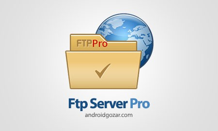 Ftp Server Pro 1.31 دانلود نرم افزار سرور اف تی پی اندروید