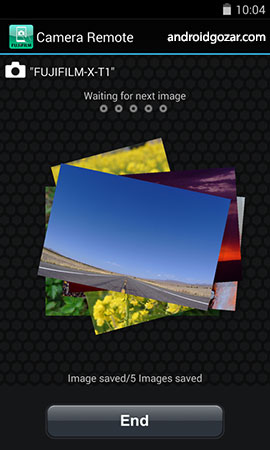 FUJIFILM Camera Remote 1.1.0 کنترل از راه دور دوربین های فوجی فیلم