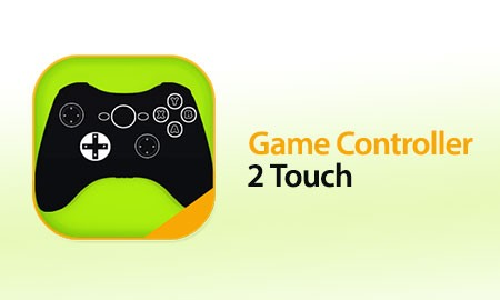 Game Controller 2 Touch 1.2.8 Patched دانلود نرم افزار شبیه ساز لمس