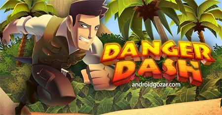 Danger Dash 3.0.3 دانلود بازی فرار از خطر