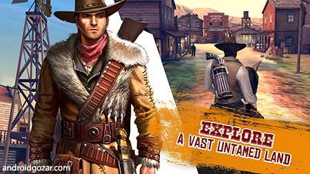 دانلود Six-Guns: Gang Showdown 2.9.5c بازی شش لول اندروید + مود