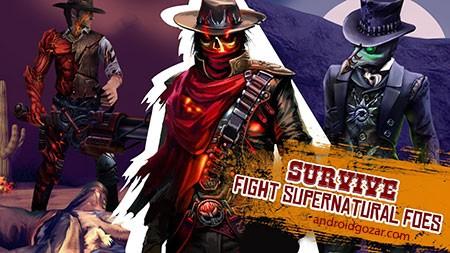 دانلود Six-Guns: Gang Showdown 2.9.7a بازی شش لول اندروید + مود