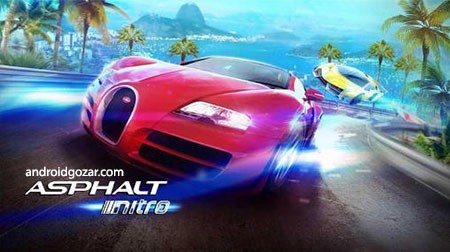 Asphalt Nitro 1.7.1a دانلود بازی آسفالت نیترو اندروید + مود
