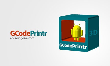 GCodePrintr – The 3D Print App 1.56 چاپ سه بعدی