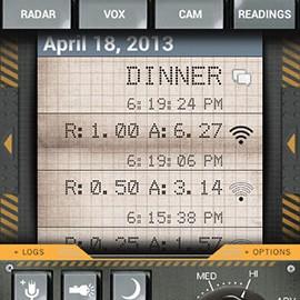 Ghost Radar®: CONNECT 4.5.13 دانلود نرم افزار رادار روح