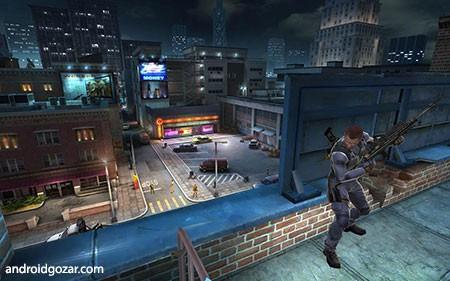 Contract Killer: Sniper 6.1.1 دانلود بازی قاتل قراردادی اندروید+مود+دیتا