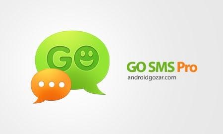GO SMS Pro Premium 7.29 مدیریت و ارسال پیامک اندروید+پلاگین+بسته زبان