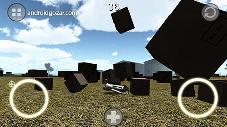 Goat-Rampage Full 1.3 دانلود بازی خشم بز