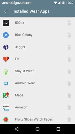 Wear Store for Wear Apps FULL 0.14.3-12 دانلود نرم افزارهای اندروید ویر