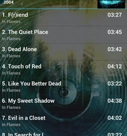 دانلود GoneMAD Music Player FULL 2.2.23 نرم افزار پخش موسیقی اندروید