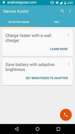 دانلود Google Device Assist 114878475 برنامه دستیار دستگاه اندروید