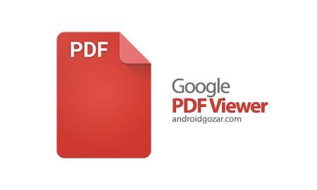 Google PDF Viewer 2.7.332.10.30 دانلود نرم افزار نمایش PDF اندروید