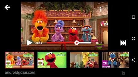 YouTube Kids 1.50.14 دانلود نرم افزار یوتیوب بچه ها