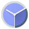 Google Clock 6.2 دانلود برنامه ساعت متریال دیزاین اندروید