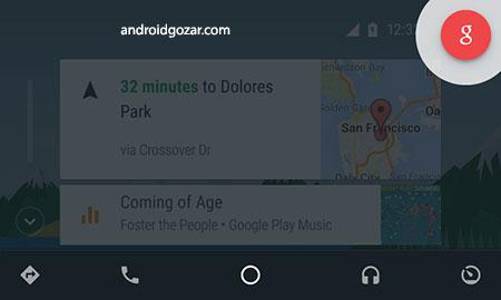 دانلود Android Auto 5.7.603948 اندروید اتو برای ماشین