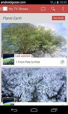 دانلود Google TV 4.27.31.70 – تماشای فیلم ها و برنامه های گوگل پلی