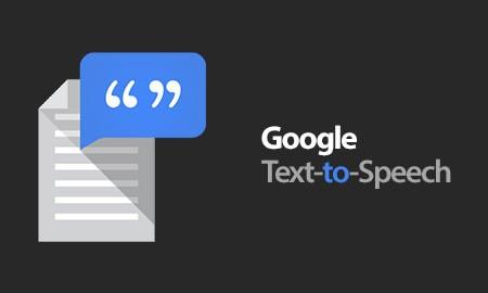 Google Text-to-Speech 3.13.2 دانلود نرم افزار تبدیل متن به گفتار اندروید