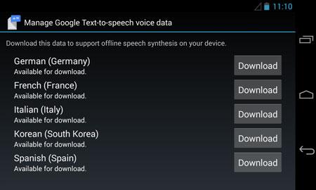 Google Text-to-Speech 3.16.6.232892818 دانلود نرم افزار تبدیل متن به گفتار اندروید