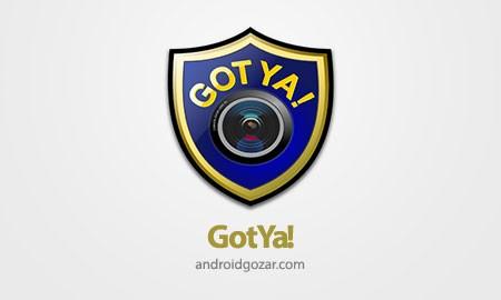 GotYa! Security & Safety 3.2.14 دانلود نرم افزار دزدگیر