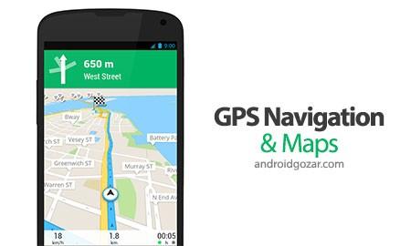 GPS Navigation & Maps – Scout 7.0.2 Unlocked دانلود نرم افزار ناوبری آفلاین