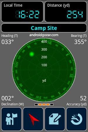 GPS Test Plus Navigation 1.5.8 نمایش اطلاعات کامل GPS اندروید