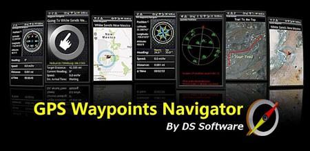 GPS Waypoints Navigator 9.00 دانلود نرم افزار مسیریابی GPS اندروید