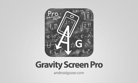 Gravity Screen Pro – On/Off 3.13.1 روشن و خاموش کردن خودکار صفحه