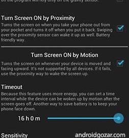 Gravity Screen Pro – On/Off 3.22.1.0 روشن و خاموش کردن خودکار صفحه