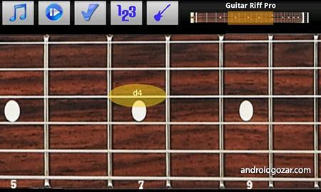 Guitar Riff Pro 161 New Children – یادگیری ریف های گیتار در اندروید