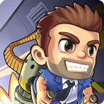 Jetpack Joyride 1.19.2 دانلود بازی خوشگذرانی با جت پک اندروید + مود