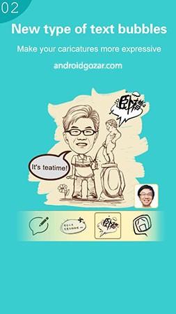 دانلود MomentCam 5.2.73 – برنامه تبدیل عکس به کاریکاتور اندروید