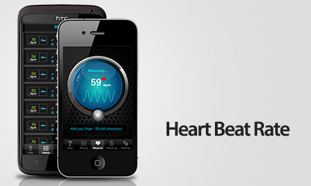 Heart Beat Rate - Pro 1.4.1 Download the heart rate track application