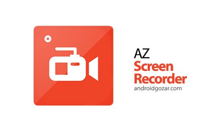 دانلود AZ Screen Recorder Premium – No Root 5.3.0 ضبط فیلم از صفحه اندروید