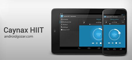 HIIT – interval workout PRO 3.17.4 دانلود نرم افزار آموزش تمرینات سخت ورزشی