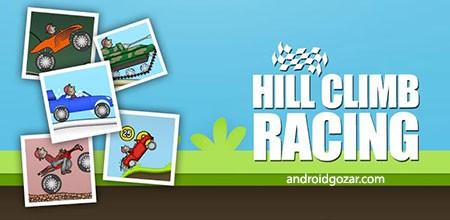 Hill Climb Racing 1.33.2 دانلود بازی رانندگی اعتیاد آور و سرگرم کننده+مود