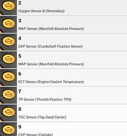 Honda Database Donate 2.0.7 دیتابیس آفلاین خودروهای هوندا