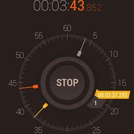 Stopwatch Timer FULL 3.0 دانلود نرم افزار زمان سنج و تایمر اندروید