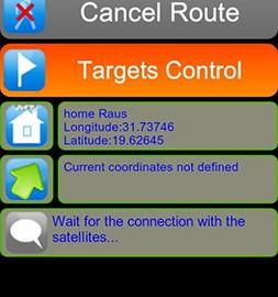 "PRO Voice Navigator ""IGH"" 1.4.182 دانلود نرم افزار ناوبری صوتی جنگل و بیابان اندروید"