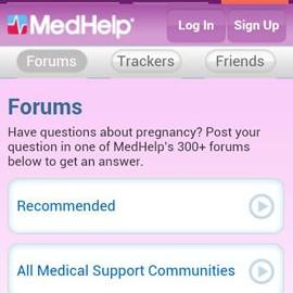 I'm Expecting – Pregnancy App 2.1.3 دانلود نرم افزار بارداری