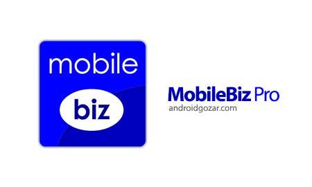 MobileBiz Pro 1.19.38 دانلود نرم افزار فاکتور و صورت حساب اندروید
