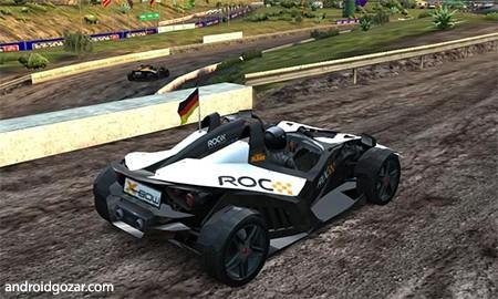 دانلود Race Of Champions 1.2.6 بازی مسابقات قهرمانی رالی اندروید