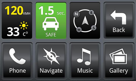iOnRoad Augmented Driving Pro 1.6.2p دانلود سیستم هشدار دهنده پیشرفته خودرو