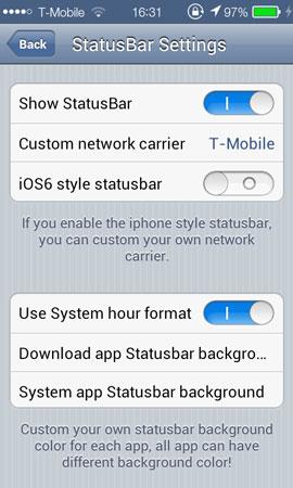 ios 7 statusbar apk download