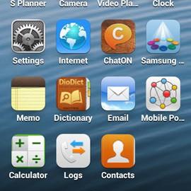iOS7 Statusbar 1.07 دانلود نرم افزار نوار وضعیت iOS7