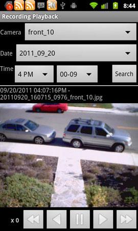 دانلود IP Cam Viewer Pro 7.3.4 – برنامه کنترل دوربین از راه دور با اندروید