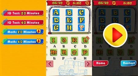 IQ Test 3.7.6 دانلود بازی موبایل تست هوش