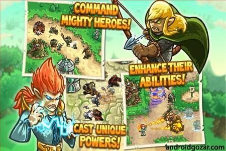 دانلود Kingdom Rush Origins 4.2.27 بازی پادشاهی راش اندروید + مود