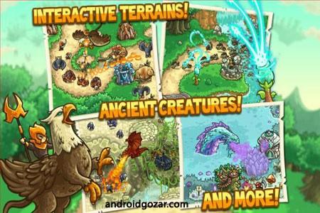 Kingdom Rush Origins 4.1.06 دانلود بازی پادشاهی راش اندروید + مود