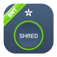 iShredder 6 Military 6.0.8 دانلود نرم افزار حذف دائمی فایل های اندروید