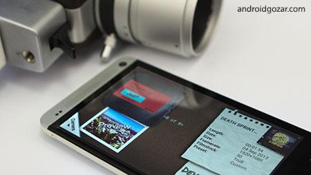 دانلود iSupr8 Vintage Super 8 Camera 1.3.1 برنامه دوربین وینتاژ ویدئو اندروید
